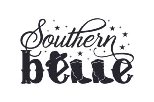 Southern Belle Craft Design By Creative Fabrica Crafts