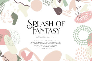 Splash of Fantasy Graphic By BilberryCreate