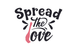 Spread the Love Craft Design By Creative Fabrica Crafts