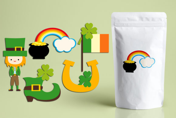 Print on Demand: St. Patrick's Day Graphic Illustrations By Revidevi
