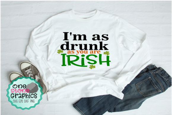 St,Patricks Day Svg Graphic Crafts By OneStoneGraphics