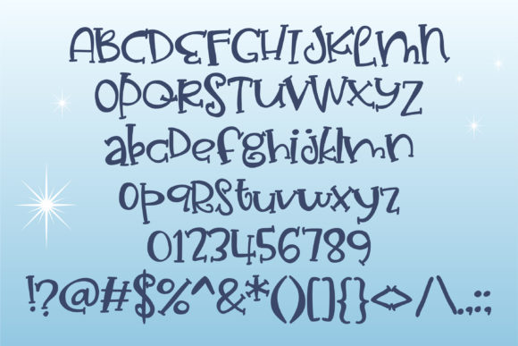 Stormbiter Font By Illustration Ink Image 2