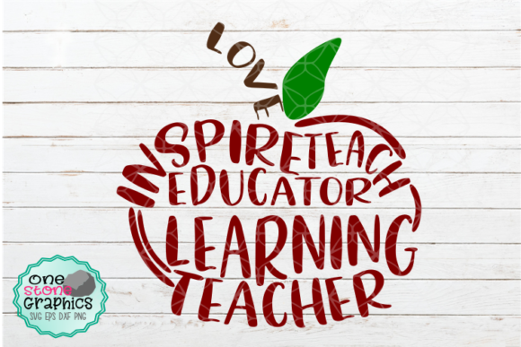 Download Free Teacher Graphic By Onestonegraphics Creative Fabrica for Cricut Explore, Silhouette and other cutting machines.