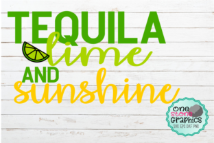 Download Free Tequila Lime And Sunshine Svg Graphic By Onestonegraphics for Cricut Explore, Silhouette and other cutting machines.