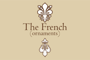The French Font By Intellecta Design