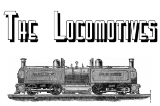 The Locomotives Font By Intellecta Design
