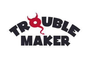 Trouble Maker Craft Design By Creative Fabrica Crafts