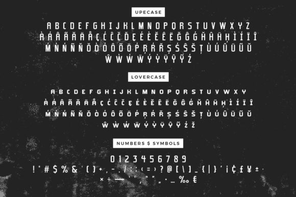 Print on Demand: Typehead Family Display Font By Headfonts - Image 3