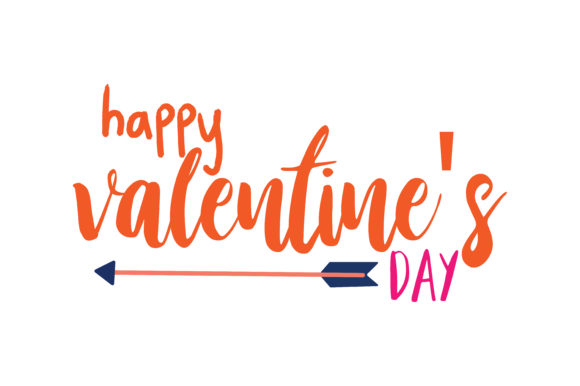 Print on Demand: Valentine's Day SVG Bundle Graphic Crafts By TheLucky - Image 10
