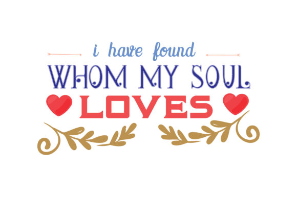 Print on Demand: Valentine's Day SVG Bundle Graphic Crafts By TheLucky - Image 13