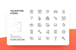 Valentine Icon Pack Graphic By Goodware.Std