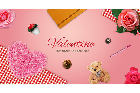Print on Demand: Valentine Scene Generators Graphic Scene Generators By vito12 - Image 1