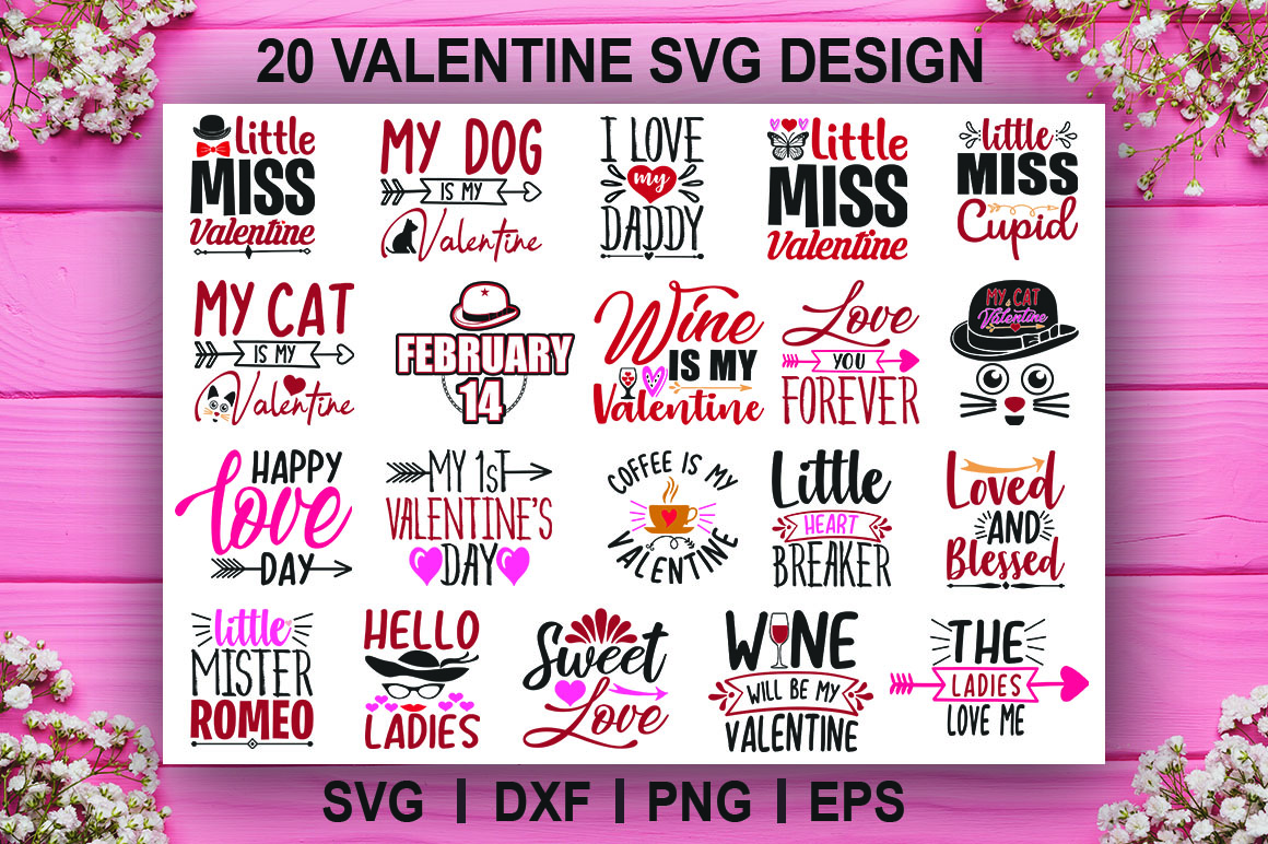 Download Free Valentine Tshirt Design Graphic By Artistcreativedesign for Cricut Explore, Silhouette and other cutting machines.