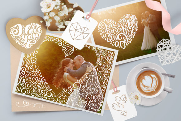 Valentine Vector Hand Draw Hearts Graphic By Happy Letters Image 2