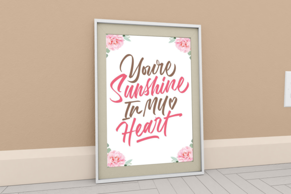 Print on Demand: Valentines Bundle Graphic Crafts By Momentos Crafter - Image 2