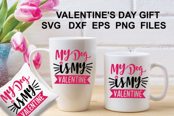 Valentine's Day SVG Bundle Graphic By Graphicsqueen Image 12