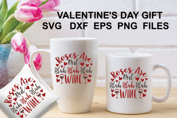 Valentine's Day SVG Bundle Graphic By Graphicsqueen Image 3