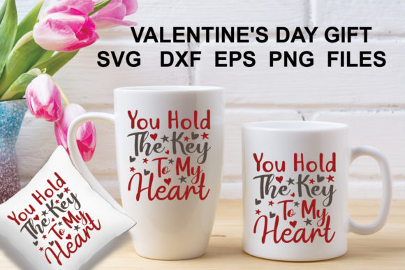 Valentine's Day SVG Bundle Graphic By Graphicsqueen Image 4