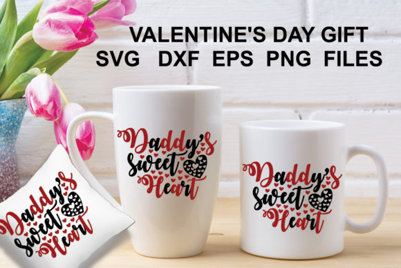 Valentine's Day SVG Bundle Graphic By Graphicsqueen Image 6