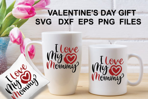 Valentine's Day SVG Bundle Graphic By Graphicsqueen Image 7