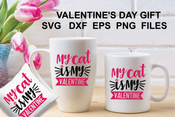 Valentine's Day SVG Bundle Graphic By Graphicsqueen Image 10