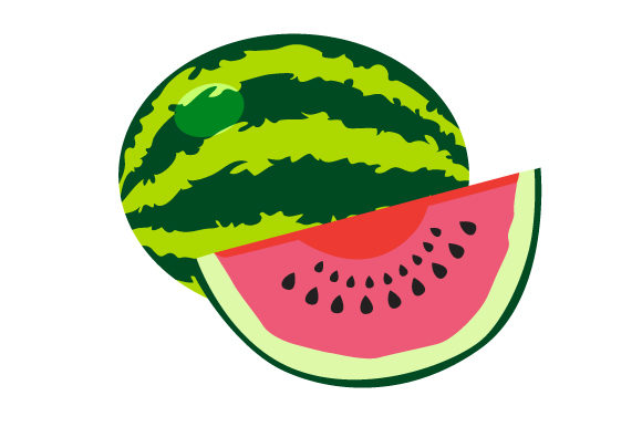Watermelon Craft Design By Creative Fabrica Crafts