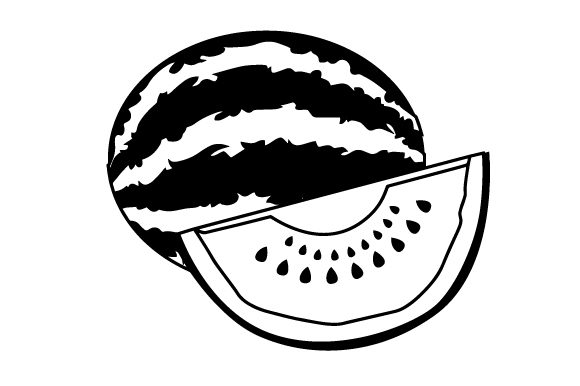 Download Free Watermelon Svg Cut File By Creative Fabrica Crafts Creative for Cricut Explore, Silhouette and other cutting machines.