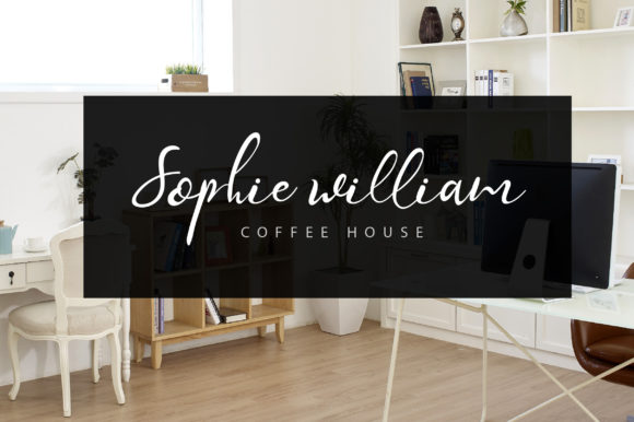 Print on Demand: William Script & Handwritten Font By silverdav - Image 5