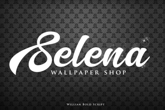 Print on Demand: Willian Script Script & Handwritten Font By Lettersiro Co. - Image 5