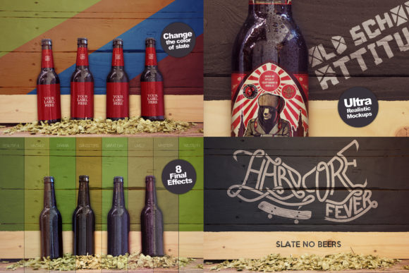 Download Free Wood Wall 4 In 1 Beer Mockup Grafico Por Smartdesigns Creative Fabrica for Cricut Explore, Silhouette and other cutting machines.
