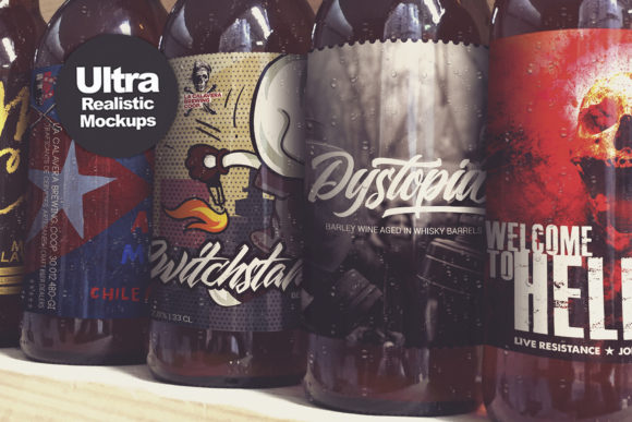 Download Free Workshop Bottles Beer Mockup Graphic By Smartdesigns Creative Fabrica for Cricut Explore, Silhouette and other cutting machines.