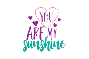 Download Free You Are My Sunshine Quote Svg Cut Graphic By Thelucky Creative SVG Cut Files