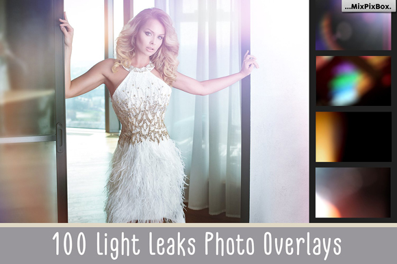 Download Free 100 Light Leaks Overlays Graphic By Mixpixbox Creative Fabrica for Cricut Explore, Silhouette and other cutting machines.