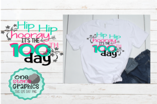 Download Free 100th Day Of School Svg Graphic By Onestonegraphics Creative for Cricut Explore, Silhouette and other cutting machines.