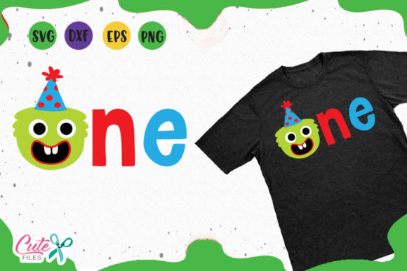 Download Free 1st Birthday Boy Monster Party Svg Graphic By Cute Files for Cricut Explore, Silhouette and other cutting machines.