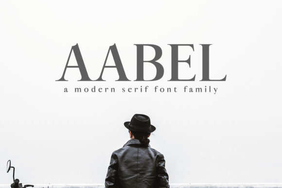 Print on Demand: Aable Family Serif Font By Creative Tacos