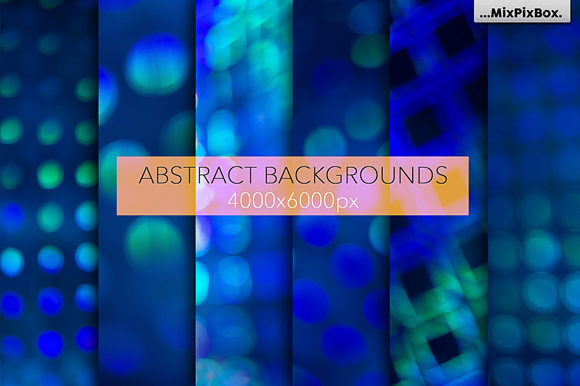 Print on Demand: Abstract Backgrounds Graphic Backgrounds By MixPixBox