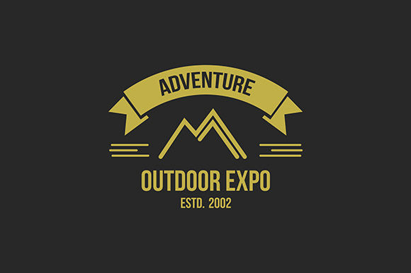 Download Free Adventure Logo Graphic By Rohmar Creative Fabrica for Cricut Explore, Silhouette and other cutting machines.