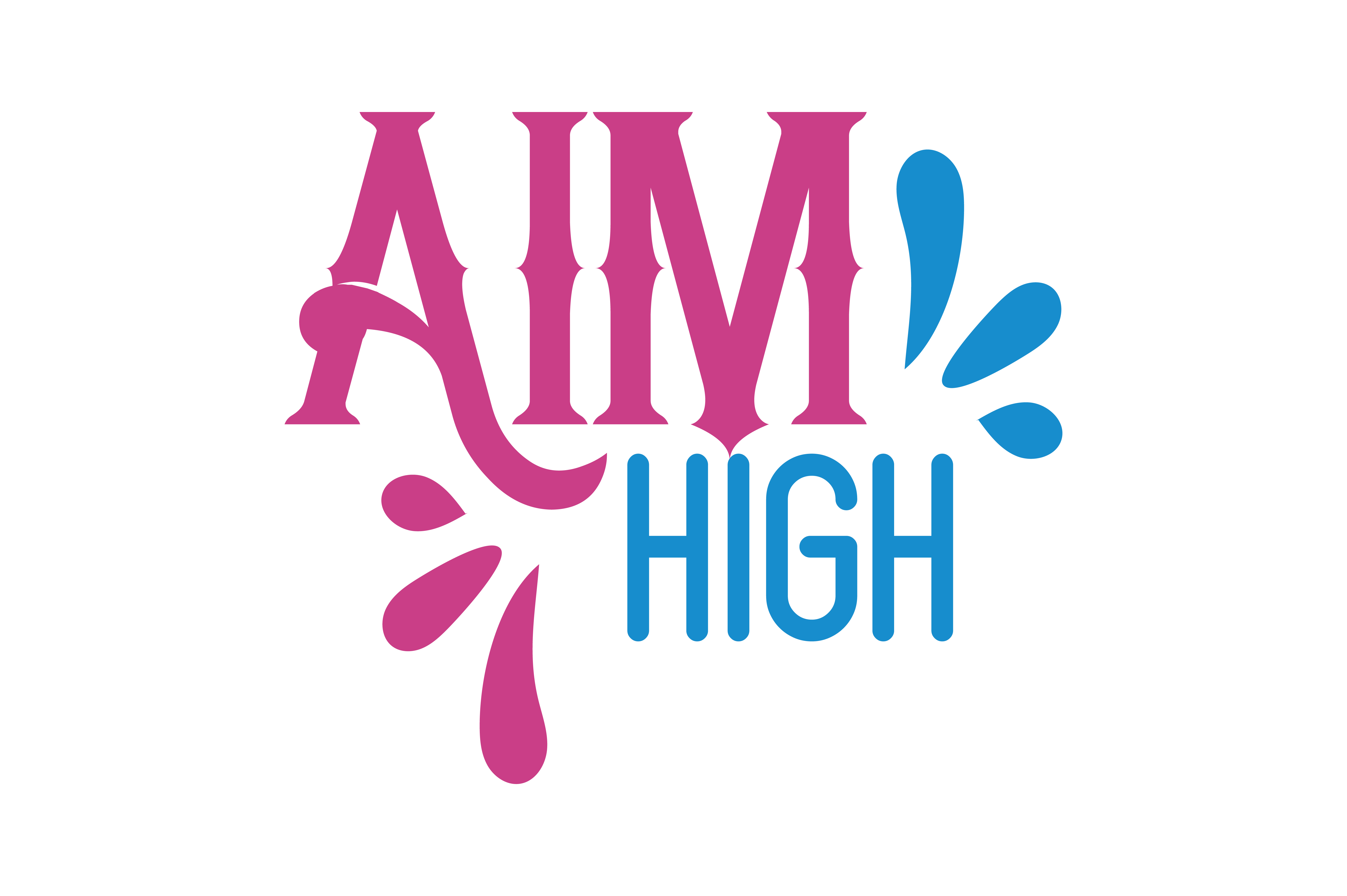Aim High Graphic By Thelucky Creative Fabrica