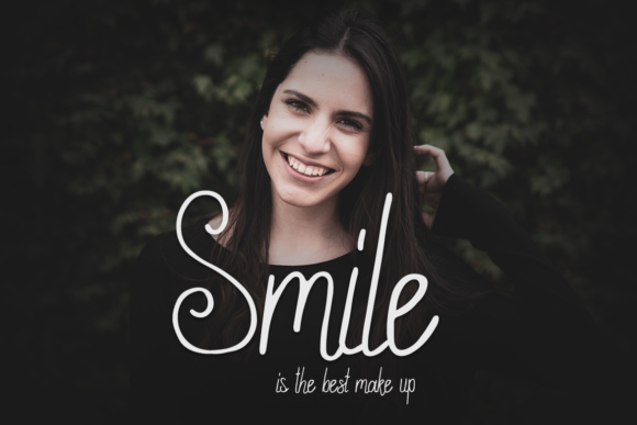 Ameliana Font By yean.aguste Image 3