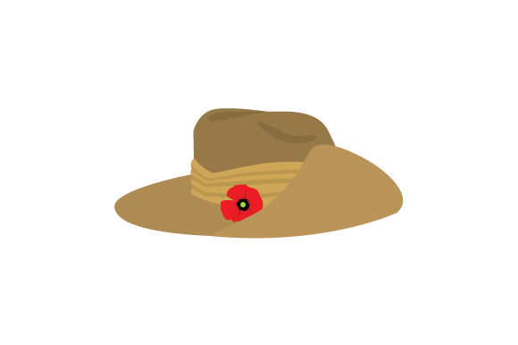 Download Free Anzac Hat Svg Cut File By Creative Fabrica Crafts Creative Fabrica for Cricut Explore, Silhouette and other cutting machines.