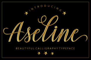 Aseline Font By Musafir LAB