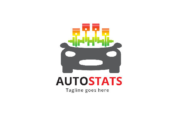 Auto Stats Graphic Logos By da_only_aan - Image 2