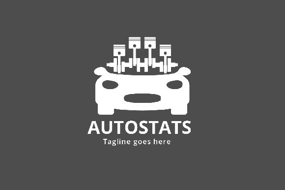 Auto Stats Graphic Logos By da_only_aan - Image 4