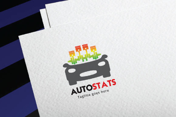 Auto Stats Graphic Logos By da_only_aan