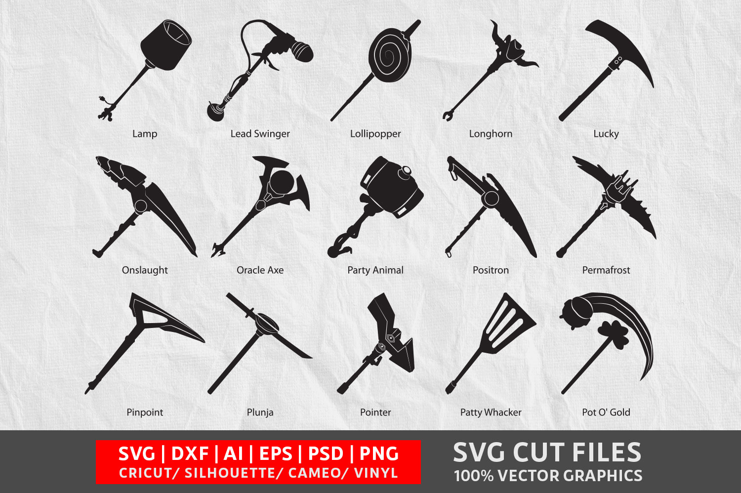 Download Free Axe Graphic By Design Palace Creative Fabrica for Cricut Explore, Silhouette and other cutting machines.