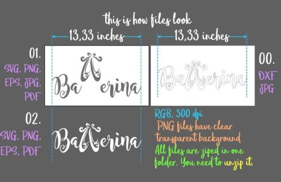 Download Free Ballerina Graphic By Digitals By Hanna Creative Fabrica SVG Cut Files