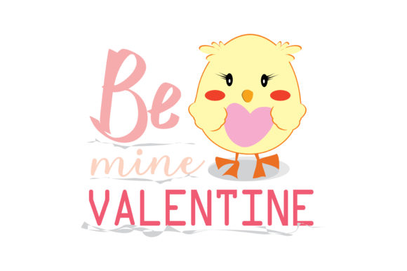 Download Free Be Mine Valentine Quote Svg Cut Graphic By Yuhana Purwanti for Cricut Explore, Silhouette and other cutting machines.
