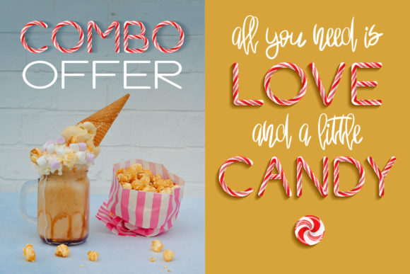 Be My Candy Font By Anastasiia Macaluso Image 5