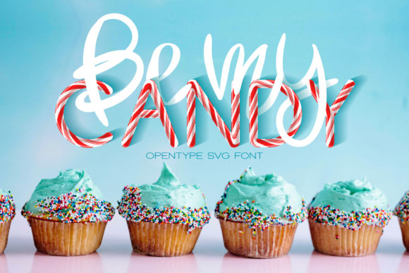 Be My Candy Font By Anastasiia Macaluso Image 1